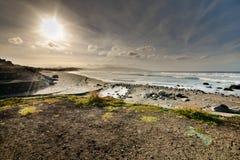 亚速尔群岛风景 免版税图库摄影
