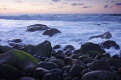 亚速尔群岛:海洋 免版税库存图片
