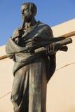 亚里斯多德(384-322 BC) 库存图片