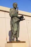 亚里斯多德(384-322 BC) 库存照片