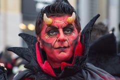 维亚雷焦的狂欢节2016年 免版税库存图片