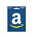 亚马逊普遍的giftcard 免版税库存图片