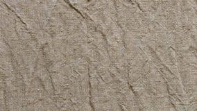 亚麻制织品背景纹理  被弄皱的亚麻制织品抽象背景  库存图片