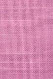 亚麻布粉红色 免版税库存照片