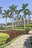 亚龙湾的,三亚,中国豪华旅馆 免版税库存照片