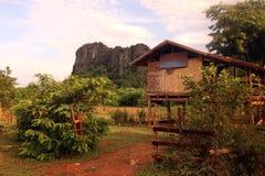 亚洲东南亚老挝KHAMMUAN区域 免版税库存照片