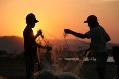 亚洲东帝汶东帝汶帝力海滩渔 免版税图库摄影