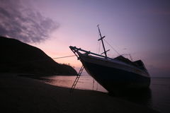 亚洲东帝汶东帝汶帝力海滩 免版税库存图片