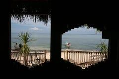 亚洲东帝汶东帝汶BAUCOU海滩 库存图片
