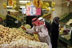 亚洲中东约旦亚喀巴 免版税图库摄影