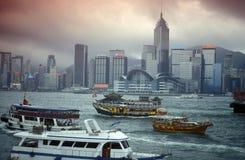 亚洲中国香港 图库摄影