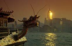 亚洲中国香港 免版税库存图片