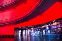 亚洲人中国,北京, (中国全国影片博物馆) 图库摄影