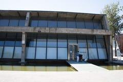 亚洲人中国,北京, 798艺术区, DADï ¼ 大山子艺术区 免版税图库摄影