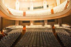 亚洲人中国,国家戏院,音乐厅 免版税库存图片