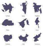 亚洲传染媒介 库存照片