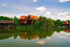 亚洲公园 库存照片