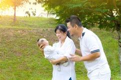 亚洲系列年轻人 免版税库存图片