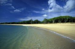 亚洲印度尼西亚巴厘岛海滩 库存照片