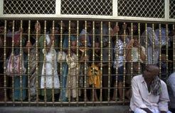 亚洲印度马杜赖 免版税库存照片