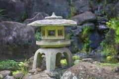 亚洲塔雕塑 免版税库存图片