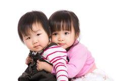 亚洲妇女团体 库存照片
