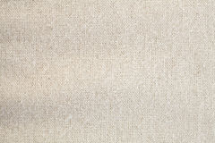 亚麻帆布纹理 库存照片