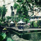 亚洲庭院 免版税库存图片