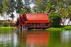 亚洲房子2 库存照片