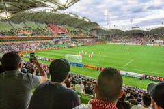 亚洲杯2015年 库存照片
