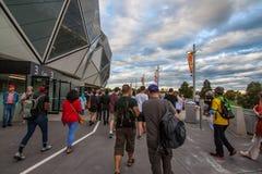 亚洲杯2015年 免版税库存图片