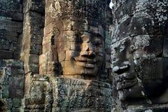 亚洲柬埔寨吴哥吴哥城 库存照片
