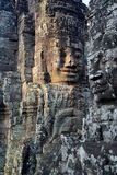 亚洲柬埔寨吴哥吴哥城 免版税库存图片