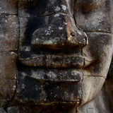 亚洲柬埔寨吴哥吴哥城 免版税库存照片