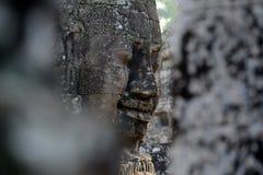 亚洲柬埔寨吴哥吴哥城 免版税图库摄影