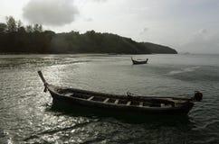 亚洲泰国普吉岛RAWAI 库存图片