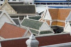 亚洲泰国曼谷中国镇WAT TRAIMIT 库存照片