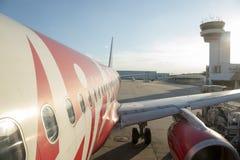 亚洲泰国曼谷航空旅行 库存图片