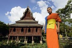 亚洲泰国ISAN乌汶叻差他尼 免版税库存图片