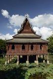 亚洲泰国ISAN乌汶叻差他尼 免版税库存照片