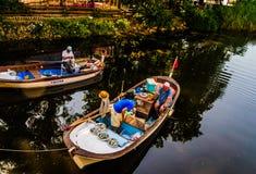 亚洛瓦市的渔夫 免版税图库摄影