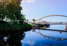 亚洛瓦桥梁 库存照片