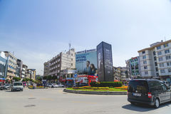 亚洛瓦,土耳其 免版税库存图片