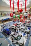 亚洲的购物中心 库存照片