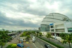 亚洲的购物中心 库存图片