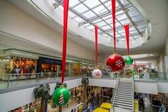 亚洲的购物中心 图库摄影
