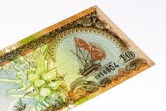 亚洲的Currancy钞票 免版税图库摄影