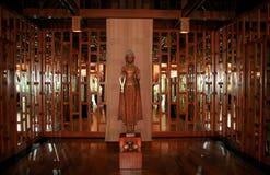 亚洲禅宗艺术 免版税库存图片