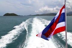 亚洲缅甸kho samui海湾小岛 库存照片