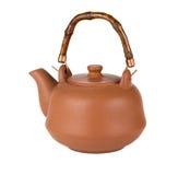 亚洲茶壶 图库摄影